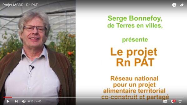 Vidéos du Réseau Rural Français : Serge Bonnefoy présente le RnPAT