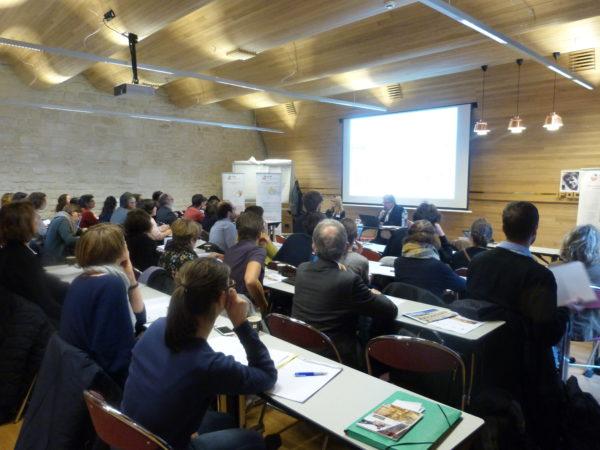 Le Rendez-vous RnPAT d'Automne : Les membres débattent des démarches d'élaboration de PAT.