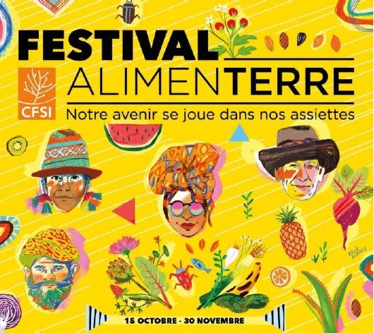 Organisez des évènements dans le cadre du festival ALIMENTERRE sur vos territoires !